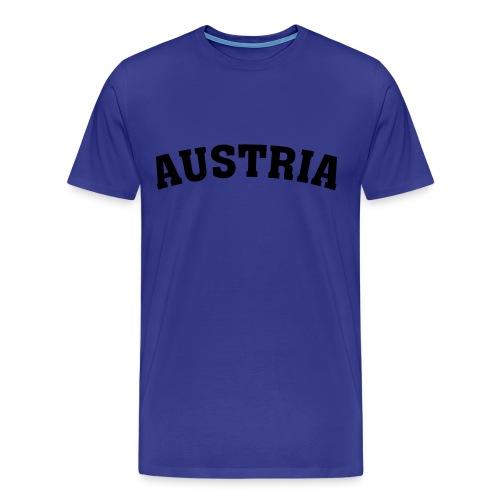 AUSTRIA - Men's Premium T-Shirt
