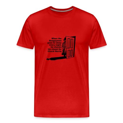 The Boogeyman - Men's Premium T-Shirt