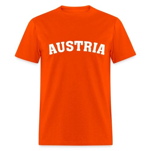 AUSTRIA - Men's T-Shirt