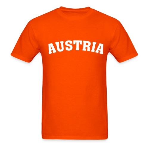 AUSTRIA - Men's T-Shirt