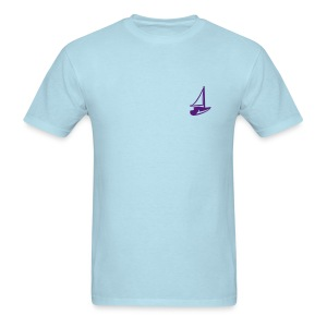 Where the figawi tee - Men's T-Shirt