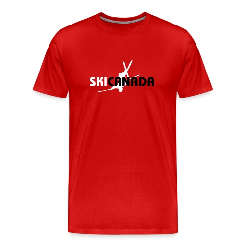 Ski Canada - Men's Premium T-Shirt