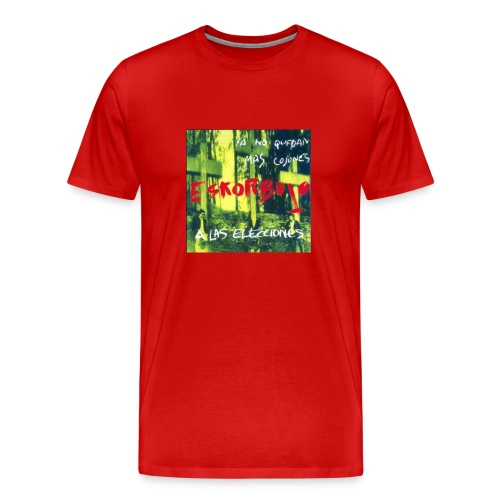 ESKORBUTO - Men's Premium T-Shirt