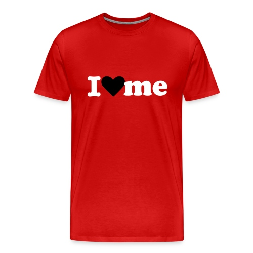 I Heart Me - Men's Premium T-Shirt