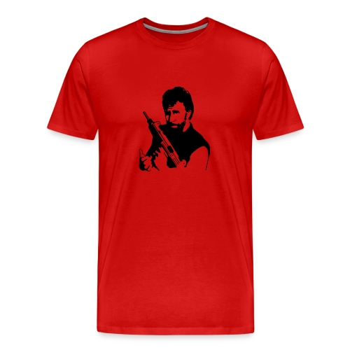 chuck tee one - Men's Premium T-Shirt