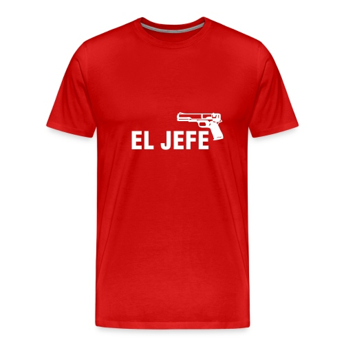 El Jefe - Men's Premium T-Shirt