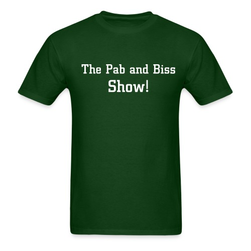 Pab and Biss Show - Men's T-Shirt
