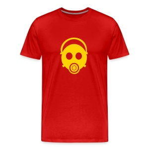 GAS MASK - T-SHIRT - Men's Premium T-Shirt