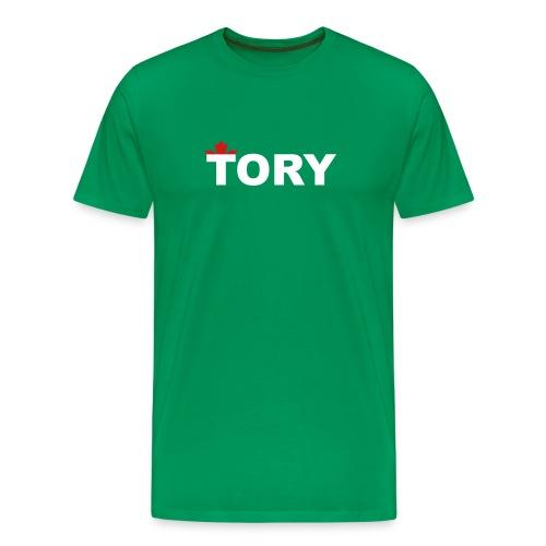Tory - Men's Premium T-Shirt