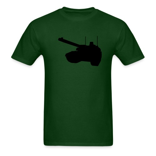 Tanked - Men's T-Shirt