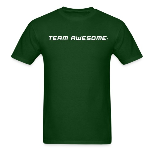 team awesome! - Men's T-Shirt