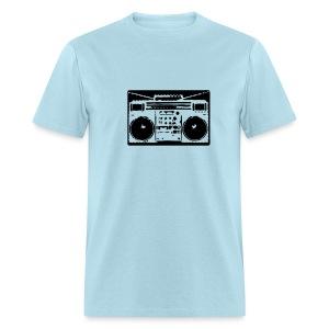 Ghettoblaster - Men's T-Shirt