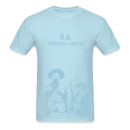 T-Shirts ~ Men's T-Shirt ~ O.G. (ORIGINAL GAUCHO)