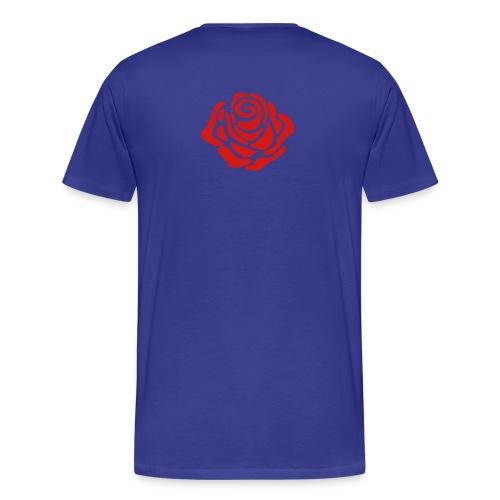 funnier than your boyfriend - Men's Premium T-Shirt
