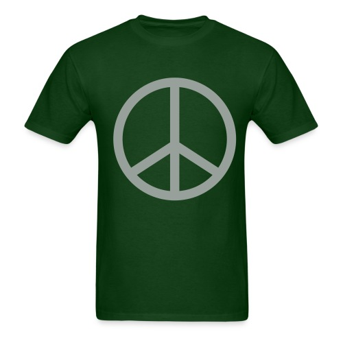 peace dude - Men's T-Shirt