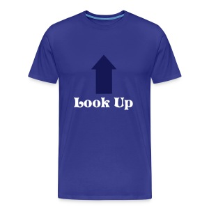 Look Up T-Shirt - Men's Premium T-Shirt