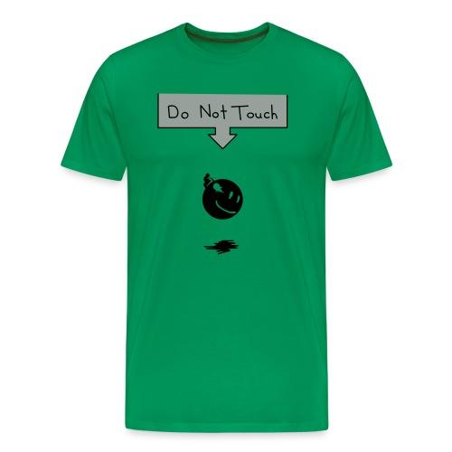TEST FLEX PRINT - Men's Premium T-Shirt