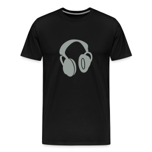Music - Men's T - Men's Premium T-Shirt