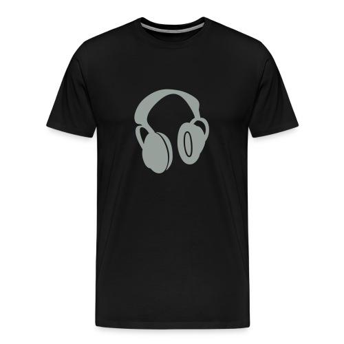 Music - Men's T - Men's Premium T-Shirt