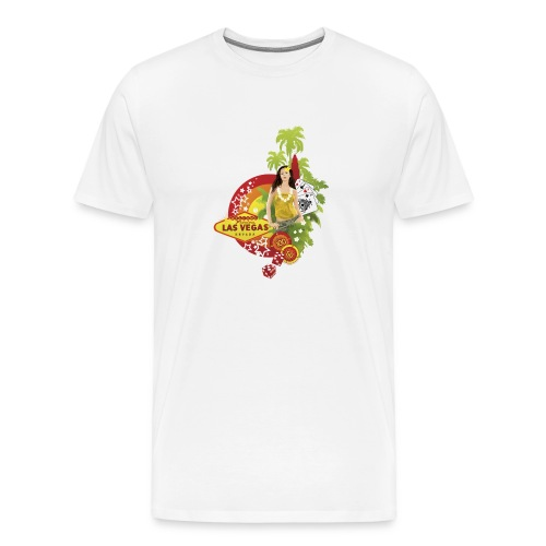 Vegas! - Men's Premium T-Shirt