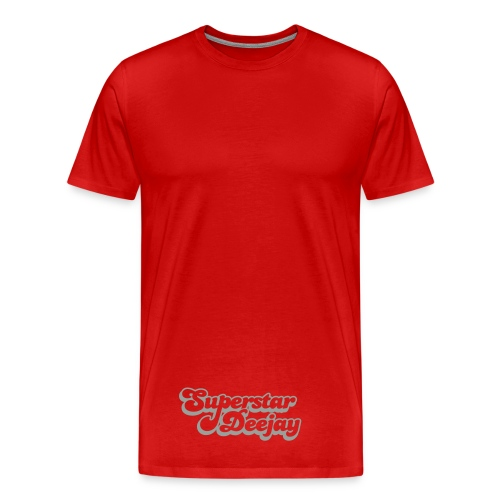 Superstar Tee - Men's Premium T-Shirt
