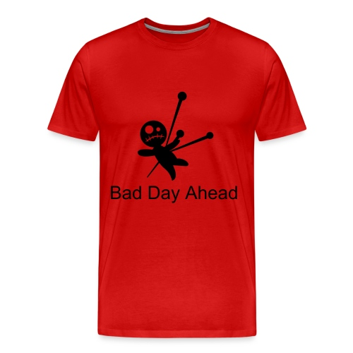 Voodoo Bad Day - Men's Premium T-Shirt