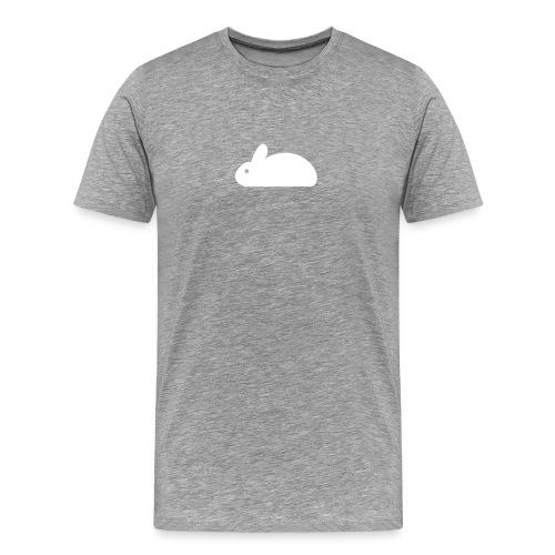 Grey Bean - Men's Premium T-Shirt