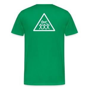 Laugh Now - Men's Premium T-Shirt