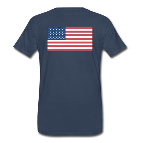 Undocumented Border Agent - Men's Premium T-Shirt