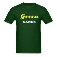 T-Shirts ~ Men's T-Shirt ~ GREEN SANDS - T-SHIRT - IZATRINI.com