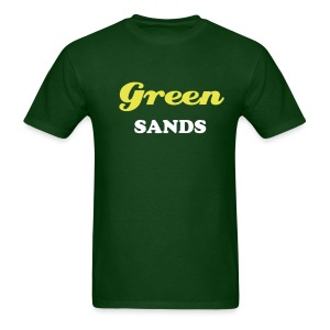 GREEN SANDS - T-SHIRT - IZATRINI.com - Men's T-Shirt