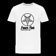 T-Shirts ~ Men's Premium T-Shirt ~ Men's White Sahara Rain