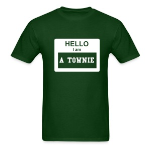 Townie - Men's T-Shirt