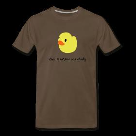 duckie - brown ~ 1850
