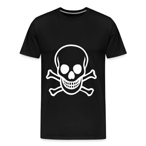 Happy Skull - Men's Premium T-Shirt