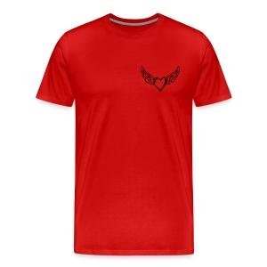 AH Heart Tee - Men's Premium T-Shirt