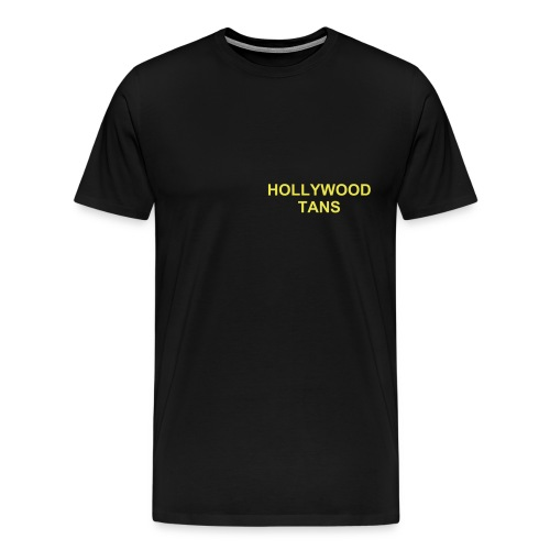 MEN HOLLYWOOD TANS - Men's Premium T-Shirt