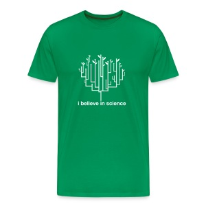 Tree of Life: Green - Men's Premium T-Shirt