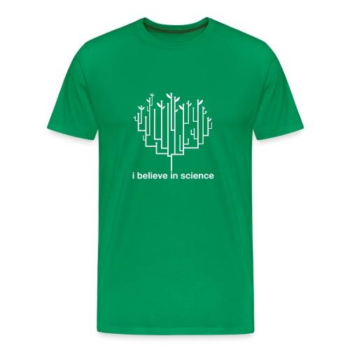 Tree of Life: Green - Men's Premium T-Shirt