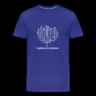 T-Shirts ~ Men's Premium T-Shirt ~ Tree of Life: Royal Blue