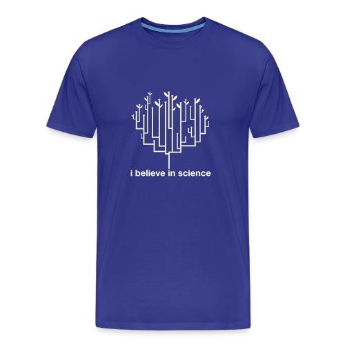 Tree of Life: Royal Blue - Men's Premium T-Shirt