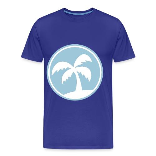 palm - Men's Premium T-Shirt