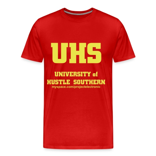 Guys UHS - Men's Premium T-Shirt