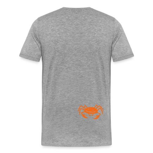Crab Tee - Men's Premium T-Shirt