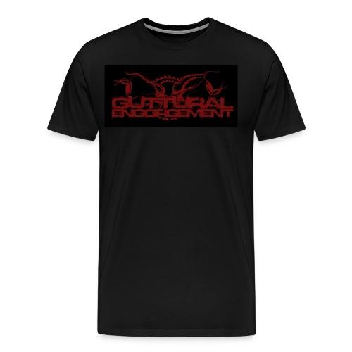 Guttural T - Men's Premium T-Shirt