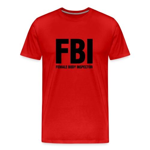 FBI - Men's Premium T-Shirt