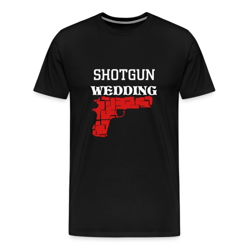 GUN DESIGN - Men's Premium T-Shirt