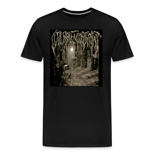 The Slow Decay Of Infested Flesh T - Men's Premium T-Shirt