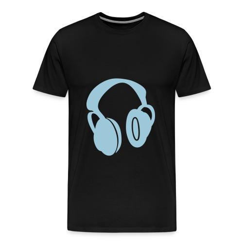 head phonz tee - Men's Premium T-Shirt