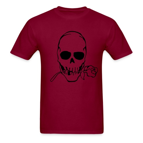 Skull Short Sleeve T-Shirt - Men's T-Shirt